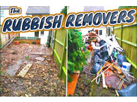 THE ♻️RUBBISH REMOVERS♻️LOW COST SERVICE♻️CHEAPER THAN A SKIP♻️WASTE REMOVAL HOUSE CLEARANCE MAN VAN