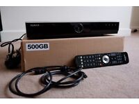 Humax HDR- FOX T2 500GB Freeview & HD Recorder