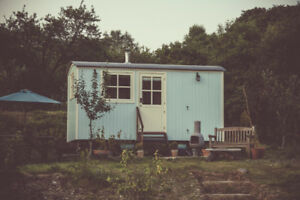 Wanted Site/Land to Park & Live in Tiny House on Wheels