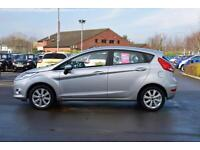2010 FORD FIESTA Ford Fiesta 1.4 Zetec 5dr Auto [City Pack]