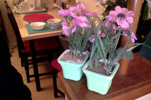 Decor Items- Candle and holders, Artificial plants and flowers Kitchener / Waterloo Kitchener Area image 8