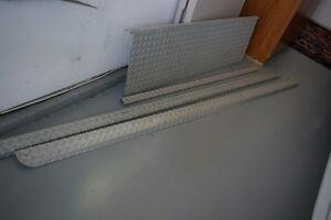 Aluminum Guard Rails for Pick up Truck