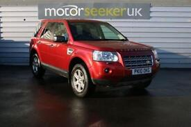 2010 Land Rover Freelander 2.2 Td4 e GS 5dr stunning colour 40 mpg inc 12 mon...