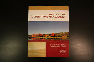 Supply Chain & Operations Management - 7th Ed.