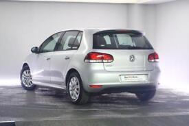 2011 Volkswagen Golf 1.6 TDI BlueMotion (105 PS) 5-Dr Diesel silver Manual