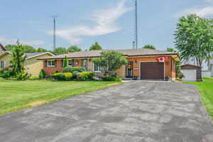Exceptionally Maintained Ranch-Large deep lot 252 feet.