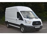2.2 T350 RWD P/V 5D 124 BHP LWB HIGH ROOF DIESEL MANUAL VAN 2014