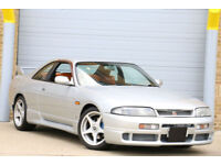 Nissan Skyline GTST SINGLE TURBO,BESPOKE LEATHER,STUNNING CAR, PREV DOCTOR OWNER