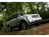 2008 Land Rover Range Rover 4.2 V8 Supercharged Autobiography 5dr SUV Petrol Aut