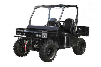 Atomik AGMAX 600cc 4x4 - Farming Utility Vehicle, with tray !! Bayswater Knox Area Preview