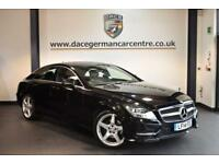 2014 14 MERCEDES-BENZ CLS CLASS 2.1 CLS250 CDI BLUEEFFICIENCY AMG SPORT 4DR AUTO