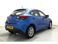 2018 Mazda 2 1.5 SE-L Nav 5dr Petrol blue Manual