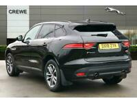 2018 Jaguar F-Pace 2.0 i4 Diesel (240PS) R-Sport AWD Auto SUV Diesel Automatic