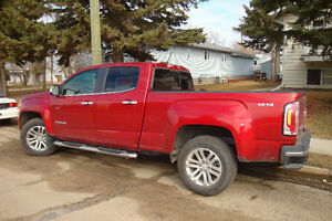 2016 GMC Canyon SLT Pickup Truck