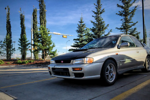 1999 Subaru Impreza 2.5RS Coupe (2 door)