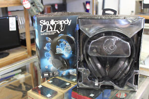 Skullcandy PLYR1 Wireless Gaming Headset w/microphone - Black