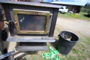 Pacific Wood Stove