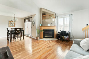 Glamorous condo in central Pierrefonds