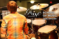 Groove Academy - School of Music | Drum Lessons!!
