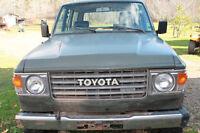 1984 Toyota Diesel Landcruisers