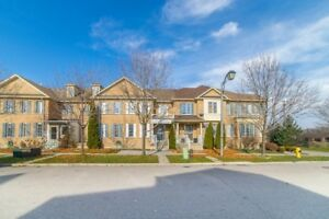Prime Markham 3 bedrooms townhouse