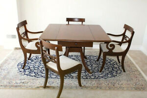 Hand-crafted Dining Set / Breakfast Table