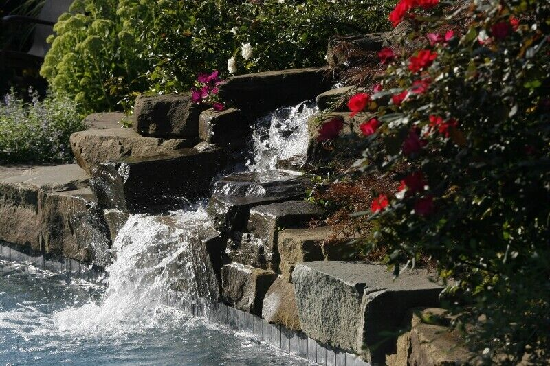 Fountains, Water Features, Water Gardens. Ponds