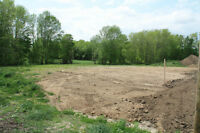 Build your Dream Home!  Vacant Lot.- NEW PRICE!