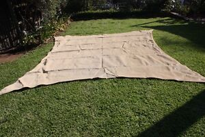 Shade Sail Coolaroo 3.66m x 3.66m Square Desert Sand Extreme West Pennant Hills The Hills District Preview