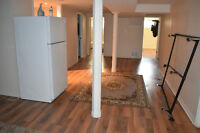 East Toronto Basement Apartment For Rent Available Feb 15