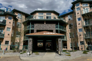 NEW RENOS! Adult Condo w/ Guest Rm, Fitness Rm & Titled Parking.