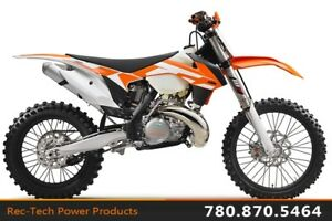 2016 KTM 250 XC - Heavily Discounted! $53/bi-weekly!
