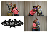 Photo Booth for your wedding, jack & jill or birthday party!