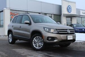 2016 Volkswagen Tiguan Special Edition - Starting at 0.9% OAC!