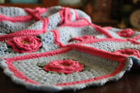 Handcrafted Throw