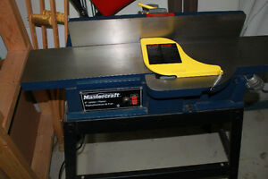 Mastercraft 6 Inch Jointer Planer