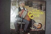 FOR SALE  NFLD MUSIC HARRY HIBBS AT THE CARIBOU CLUB,