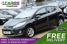 image for 2012 Ford Fiesta 1.4 ZETEC TDCI 5d 69 BHP + FREE DELIVERY + FREE 3 MONTHS WARRAN
