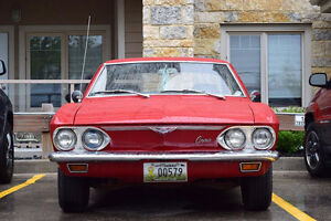 1967 corvair saftied **price dropped**