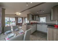 NEW STATIC CARAVAN FOR SALE IDEAL FOR VISTING THE NORTH EAST SEA VIEWS 12 MONTH