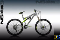 NS Bikes Soda FR1 Freeride/Downhill