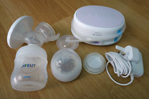 *50% OFF RETAIL* Philips Avent Single Electric Breast Pump