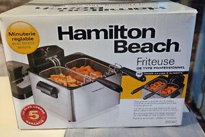 Friteuse Hamilton Beach