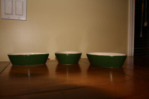 Vandesca mini oval oven dishes Kingston Kingston Area image 1