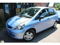 2003 (53 Plate) Honda Jazz 1.4 I DSI S Blue 5 Door FHSH Low Mileage Long MOT