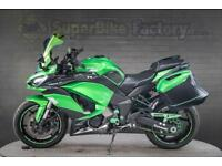 2017 17 KAWASAKI Z1000SX WHF 140 BHP 1000CC 0% DEPOSIT FINANCE AVAILABLE
