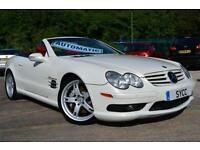 2003 Mercedes Benz SL Series SL55 AMG 2 door Convertible