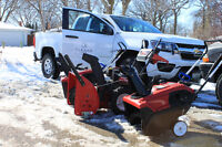 East Kildonan Snow Removal - LIMITED SPOTS LEFT