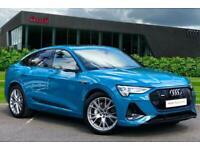 2021 Audi E-Tron portback Launch Edition 55 quattro 300,00 kW Auto Hatchback Ele