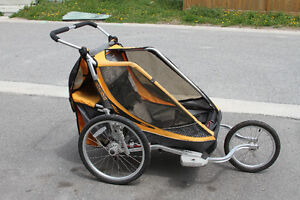 Jogging Attachment for Chariot/Thule Stroller